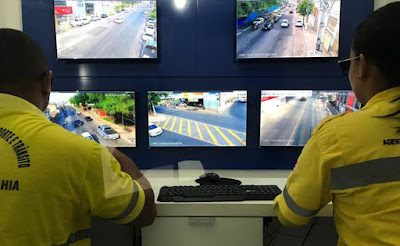 Alagoinhas: Prefeitura implanta sistema de videomonitoramento de veículos