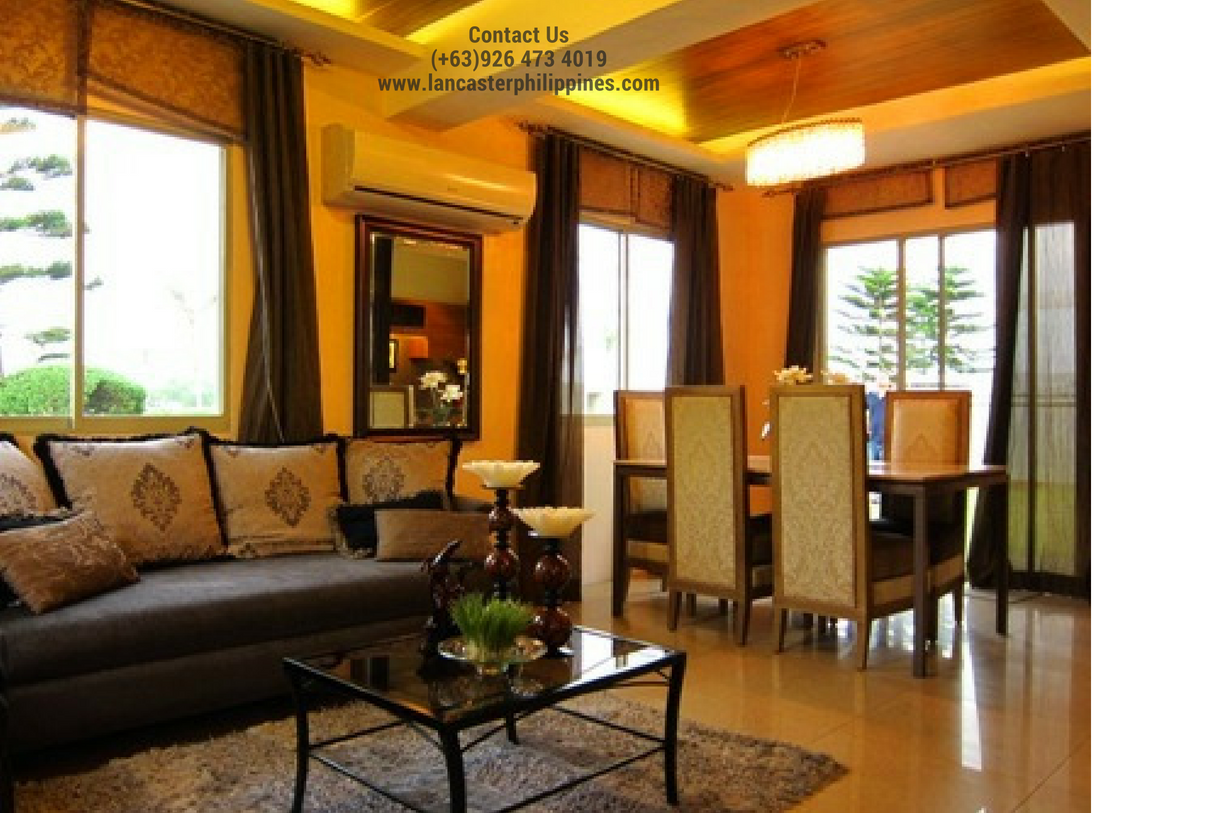 Haven At Lancaster Philippines House For Sale In
