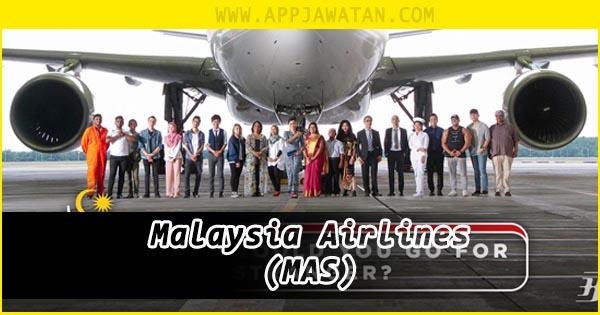 Jawatan Kosong di Malaysia Airlines (MAS)
