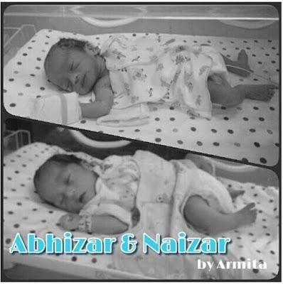Contoh Nama Anak Kembar