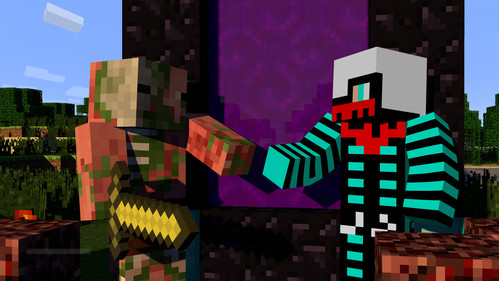 Editor Minecraft Skins Skindex