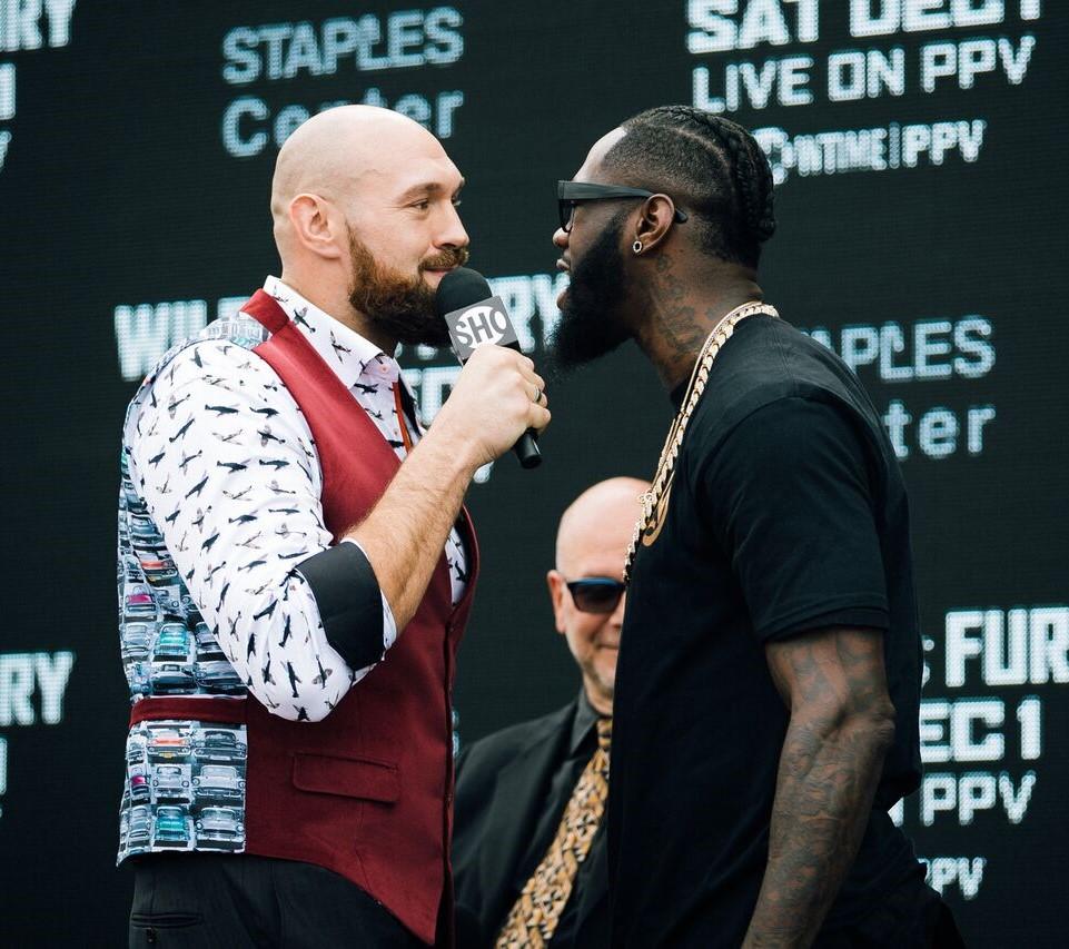 Saturday Night Boxing: Wilder-Fury: Keys To The Fight