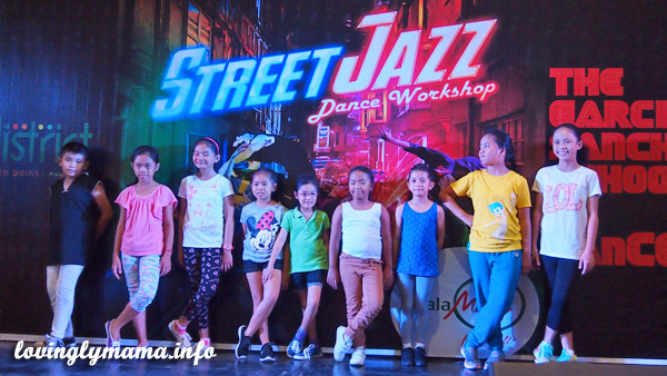 Street Jazz class