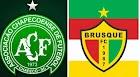 Jogo Chapecoense x Brusque - Campeonato Catarinense