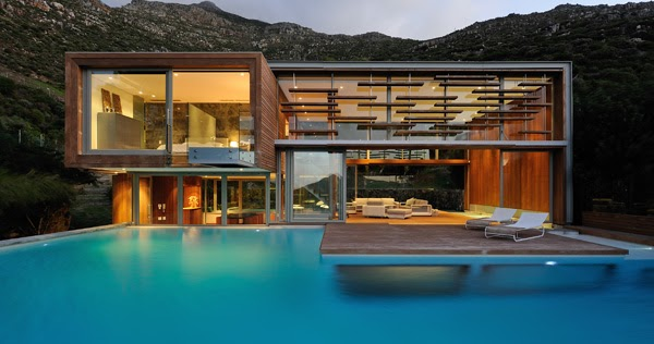 If It's Hip, It's Here (Archives): A Stunning Modern Home ...