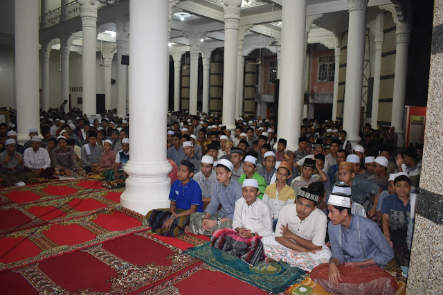 Dayah MUDI Libur Jelang Ramadhan 1440 H