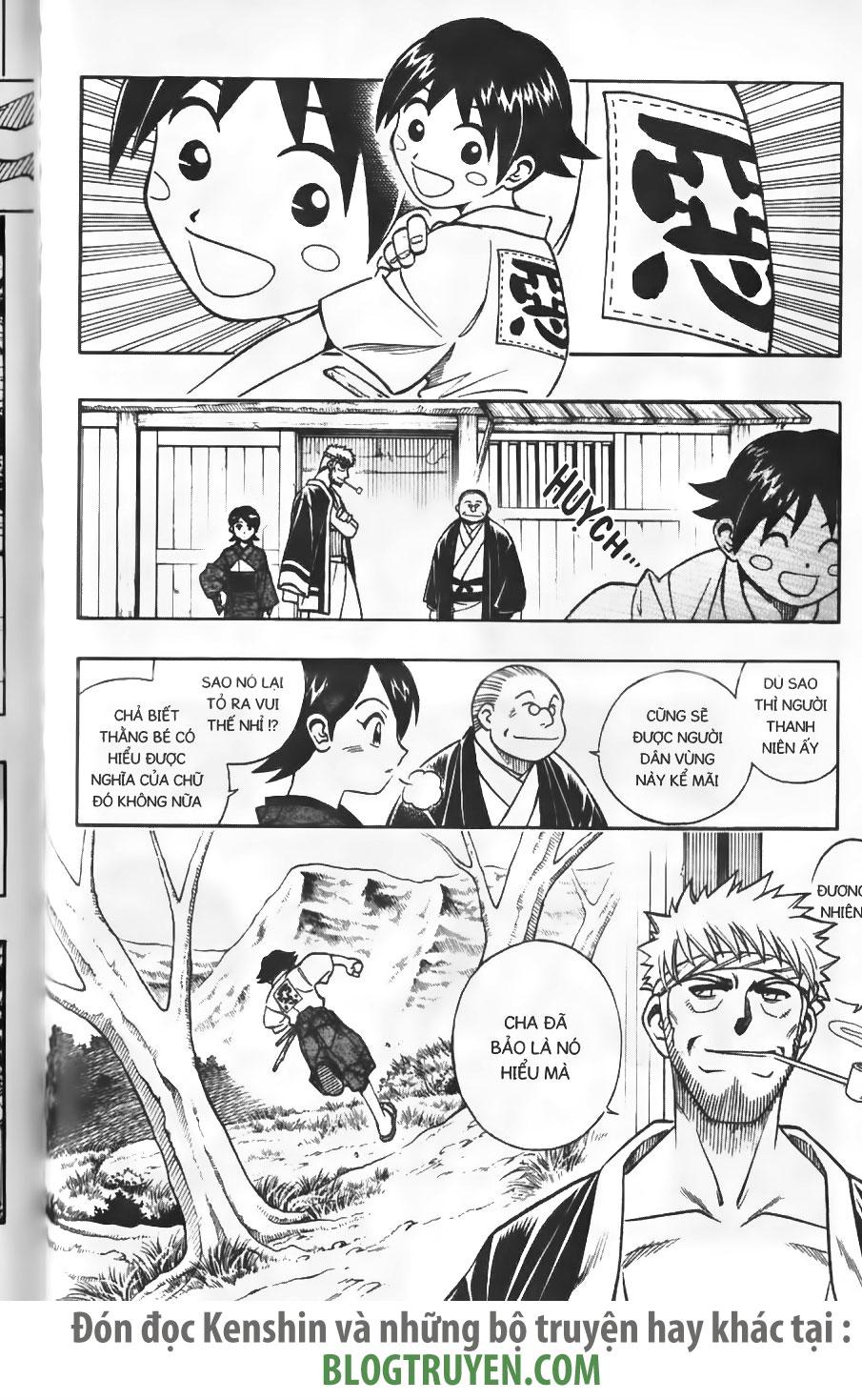 Rurouni Kenshin chap 234 trang 18