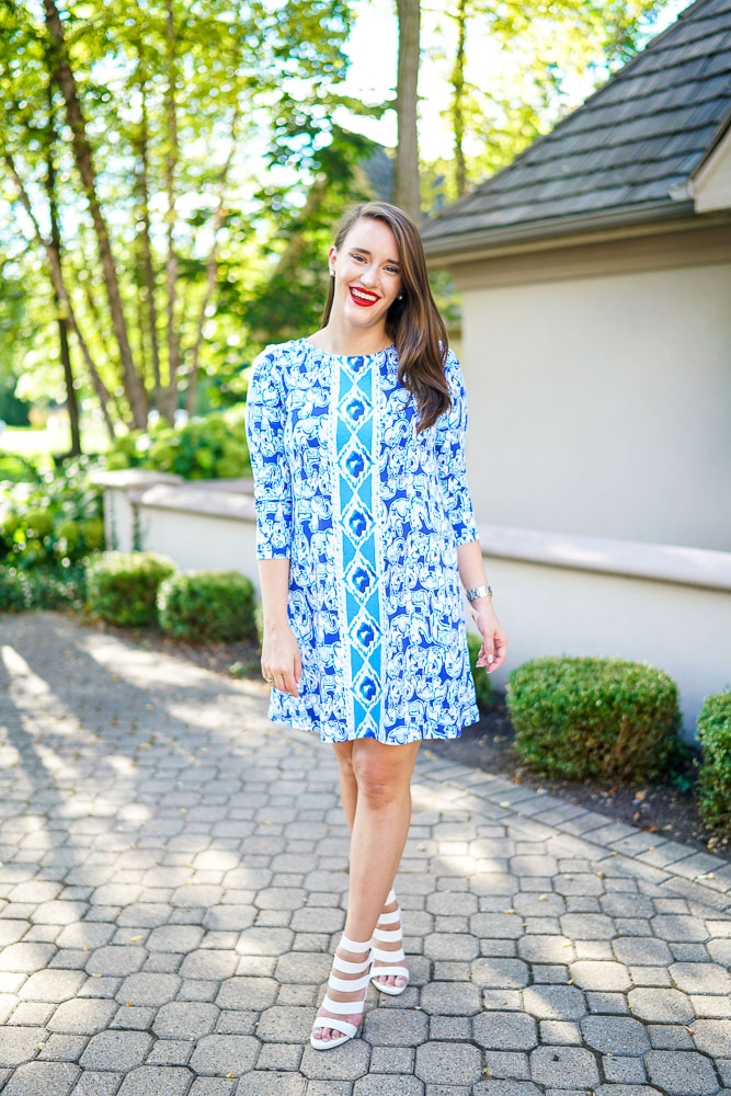 blue dresses, fashion blog, nyc blogger