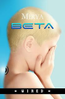 copertina Beta di Mirya