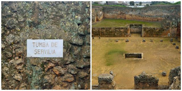 Tumba de Servilia Necrópolis de Carmona