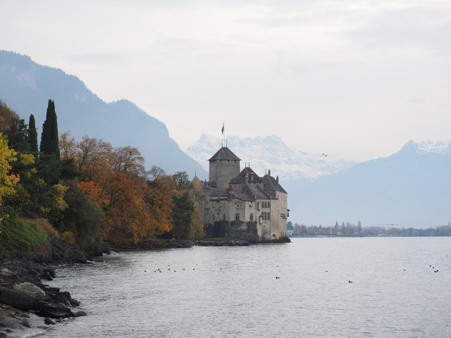 Chillon Castle, Swiss