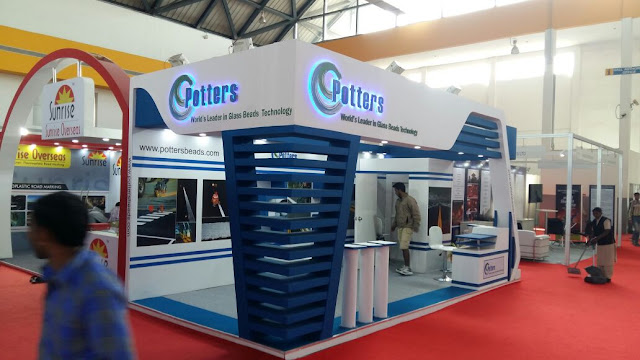 Potters India - IRC 2016 in HITEX, Hyderabad