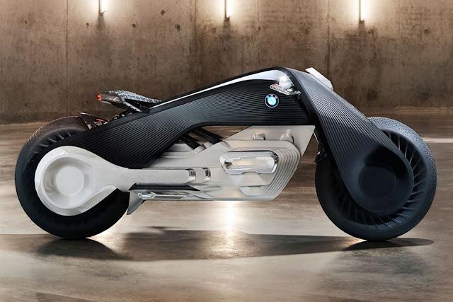 BMW CELEBRATES ITS CENTENARY WITH MOTORRAD VISION NEXT 100