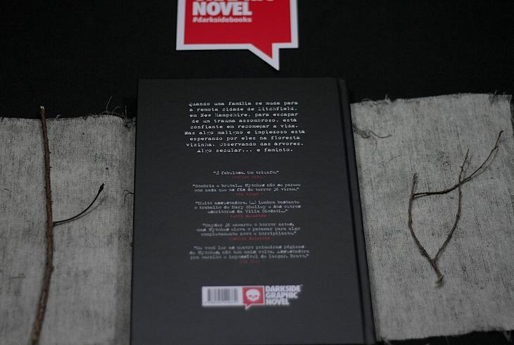 Resenha Wytches darkside books, Wytches Scott Snyder e Jock, Wytches graphic novel;