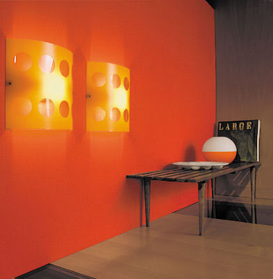 foscarini hola wall sconce lighting