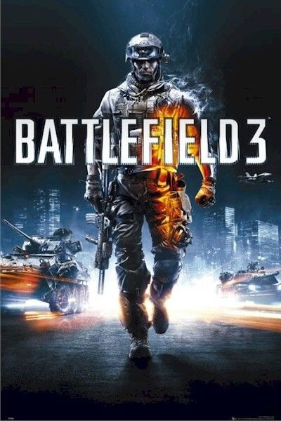 Battlefield 3 Download Free PC Game- Reloaded