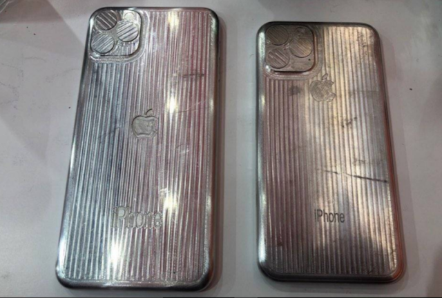 تسريبات مصور تكشف عن نمودج هاتفي : Iphone 11 و Iphone 11 MAX