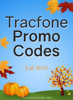 tracfone codes november 2019