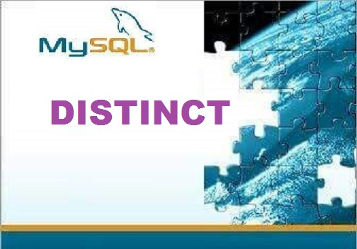 MySQL Series : Pernyataan DISTINCT