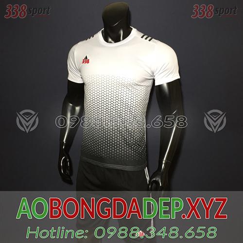Áo Adidas AB 2019 Màu Trắng Đen Đẹp