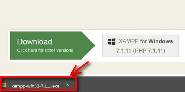 Cara Instal XAMPP - 2
