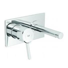 Brand New Solid Handle WELS Bathroom Shower Bath Wall Flick Mixer Tap Faucet