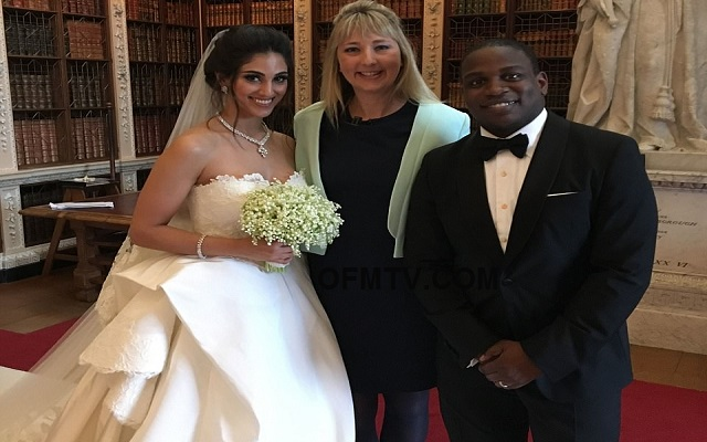The world's richest black woman's son had most lavish wedding EVER