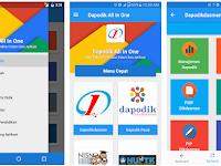 Dapodik All In One - Satu Aplikasi Untuk Semua Informasi Pendataan