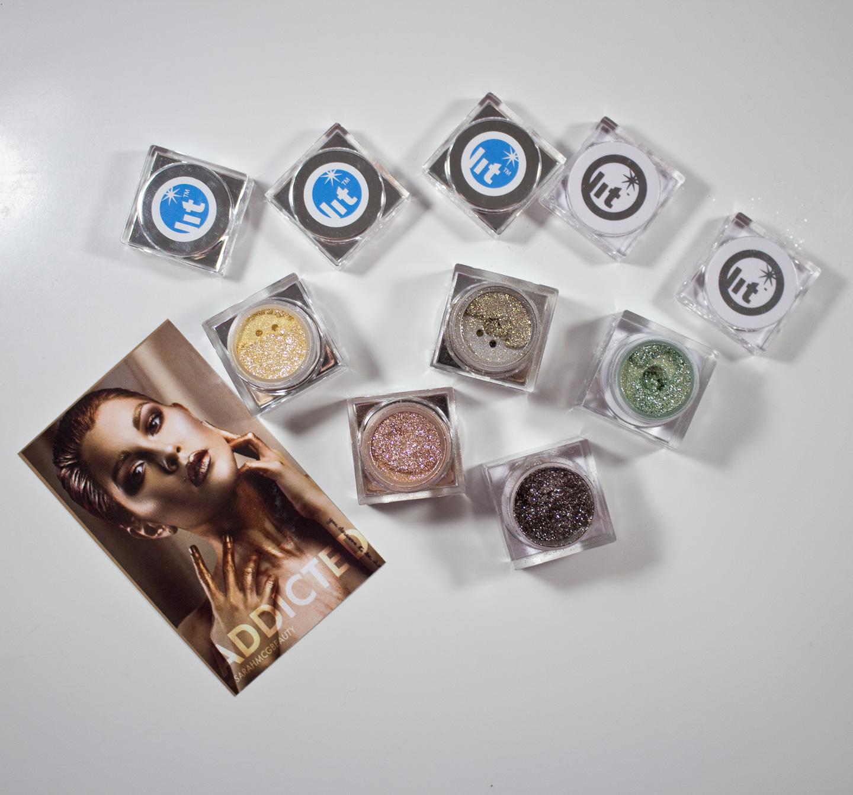 Warpaint And Unicorns Lit Cosmetics Liquid Metals In