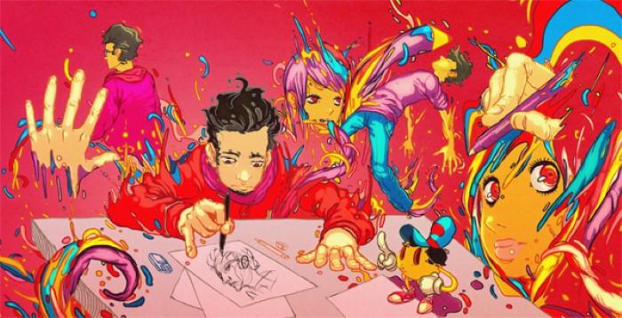 Raul Urias. Взрыв цвета. 21