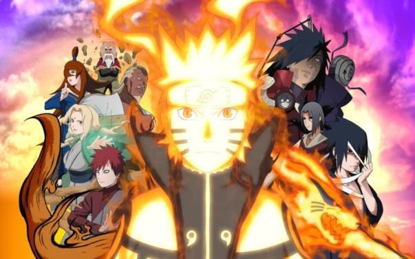 Naruto Series ( Naruto/Naruto Shippuden/Boruto : Naruto Next Generation )