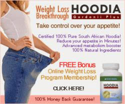 weight loss ingredients, african hoodia plus