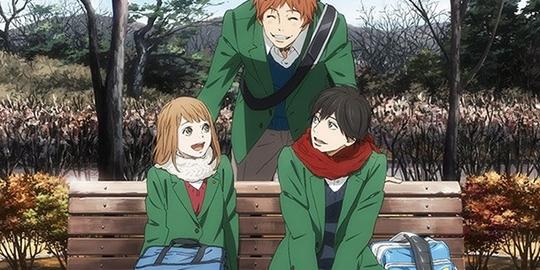 Suivez toute l'actu de Orange : Mirai-hen sur Japan Touch, le meilleur site d'actualité manga, anime, jeux vidéo et cinéma