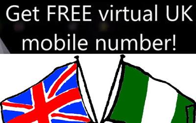Free UK Number