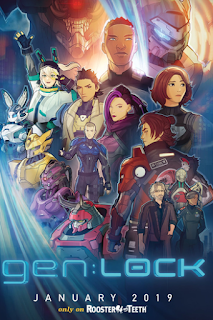 gen:LOCK Temporada 1