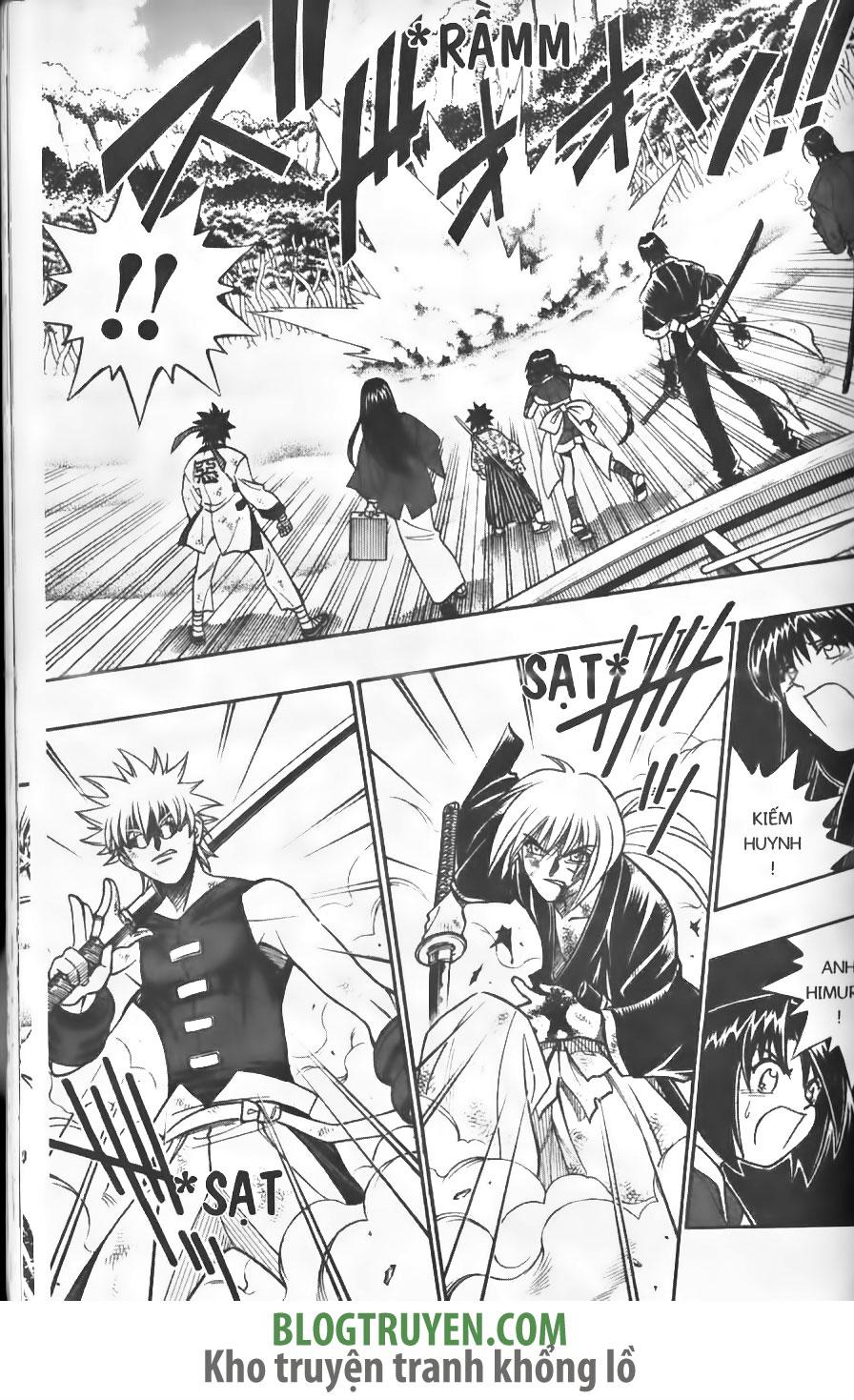 Rurouni Kenshin chap 245 trang 11