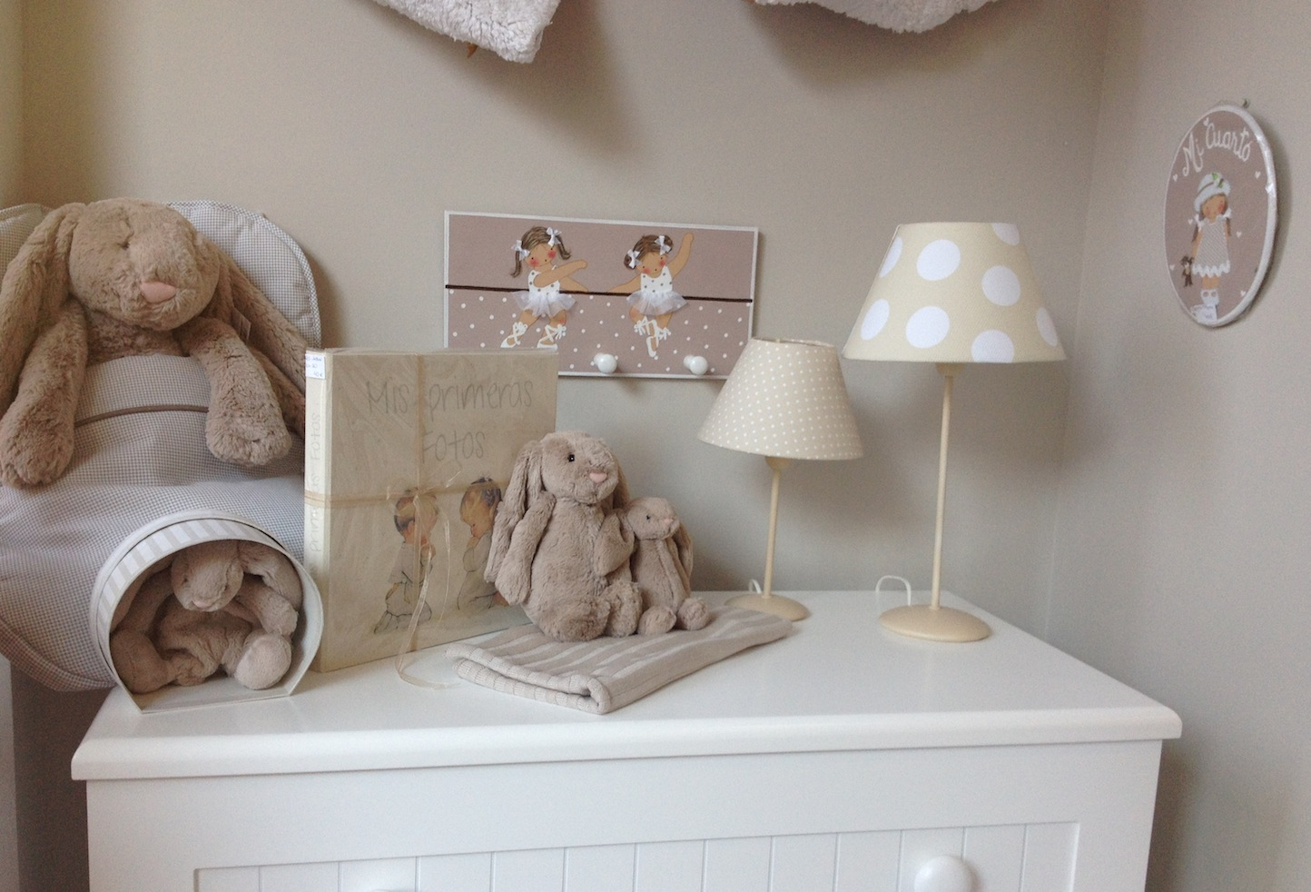 Bb the countrybaby blog decoraci n infantil en beige - Blog decoracion infantil ...