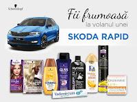 Castiga o Skoda Rapid