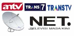 Frekuensi Trans Tv, Trans7 Dan Antv 2020