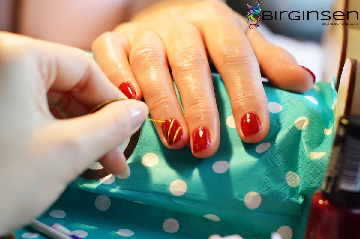 Na łatwe samemu do wzorki paznokcie zrobienia Share