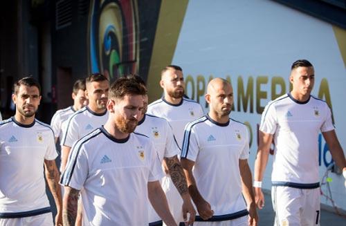 Tuyen Argentina co xung voi dang cap hien tai cua Messi