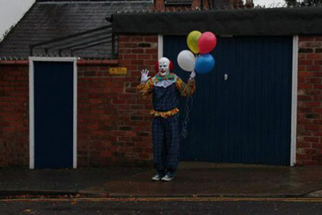 Any excuse to mention the Northampton Clown!