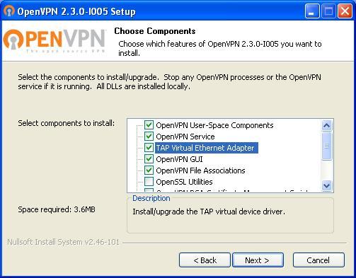 Tap device windows 10