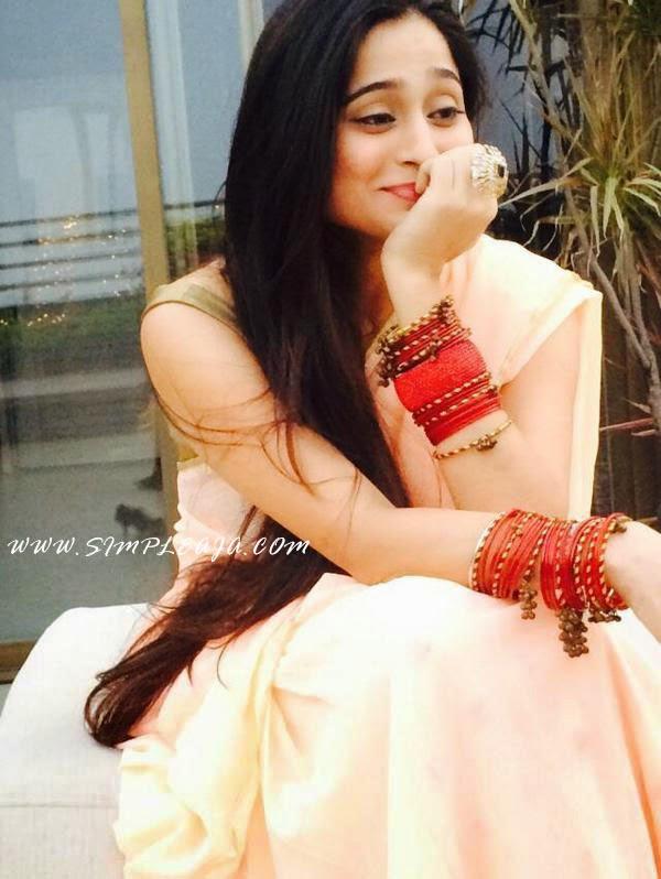 """""""Profil,Foto Pemeran Navya ANTV (Soumya Seth) """""""