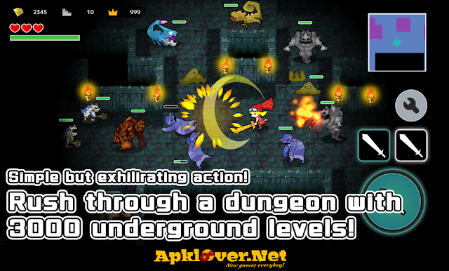 Itadaki Dungeon APK MOD unlimited money