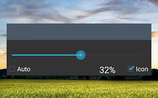 Well Brightness app