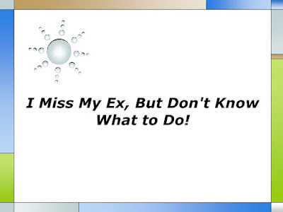 You want to get your ex back? Here is a helping hand to