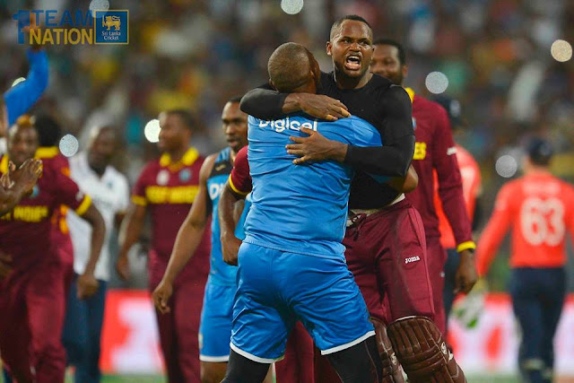 England vs West Indies, ICC T20 World Cup 2016 final