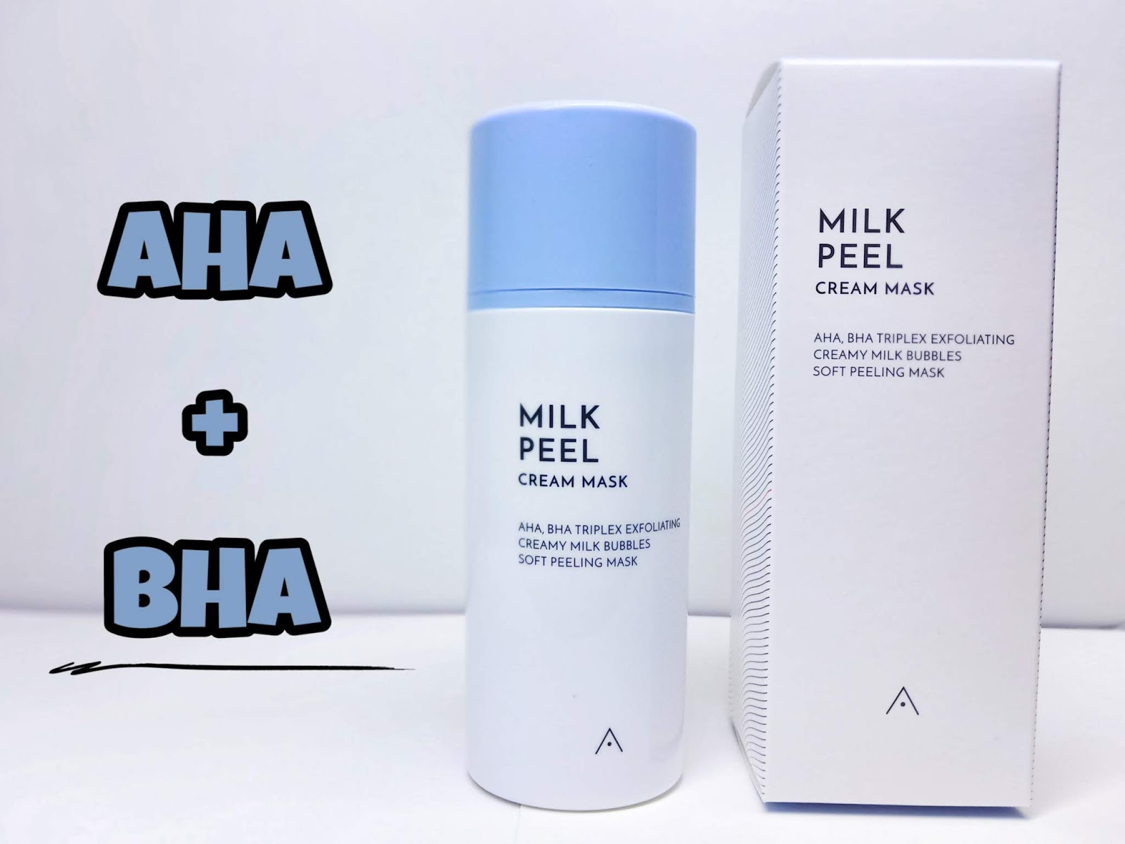 Susu Milk Peel Cream Mask Althea