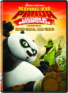 Kung Fu Panda Legendele Teribilității Sezonul 2 si 3 incomplet Episodul 1
